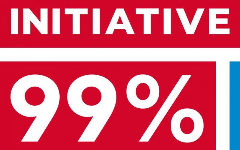 INITIATIVE 99% : QUI EN BÉNÉFICIE ? QUI Y CONTRIBUE ?
