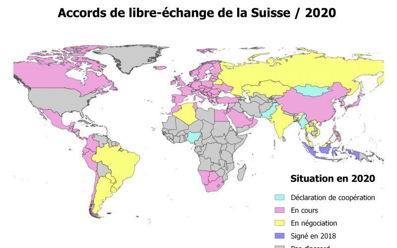 La Suisse : puissance capitaliste mondiale